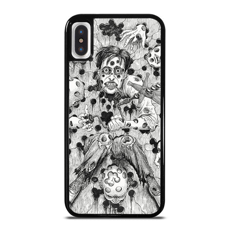 Junji Ito Collection for iPhone X or XS Case Cover