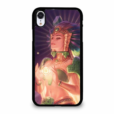 KARMA LEAGUE OF LEGENDS for iPhone XR Case Cover