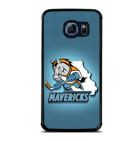 Kansas City Mavericks for Samsung Galaxy S6 Edge Case
