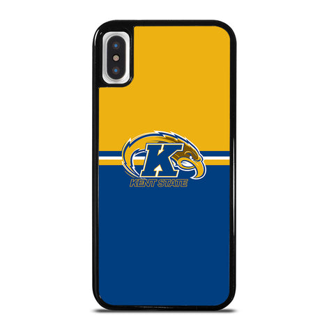 Kent State University Logo for iPhone X or XS Case