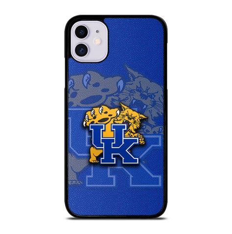 Kentucky Wildcats NBA for iPhone 11 Case Cover