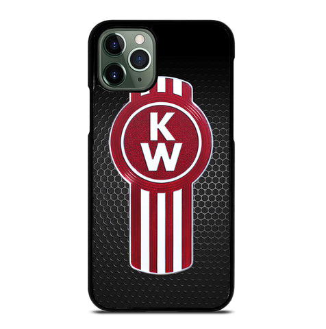 Kenworth Truck Logo for iPhone 11 Pro Max Case Cover