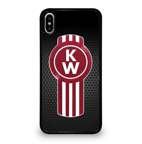 Kenworth Truck Logo for iPhone XS Max Case Cover