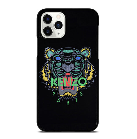 Kenzo Tiger for iPhone 11 Pro Case Cover