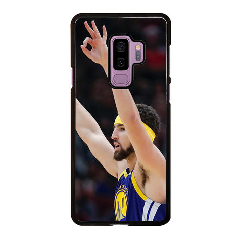Klay Thompson Golden State Warriors for Samsung Galaxy S9 Plus Case