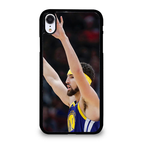 Klay Thompson Golden State Warriors for iPhone XR Case Cover