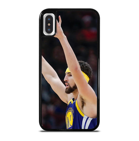 Klay Thompson Golden State Warriors for iPhone X or XS Case