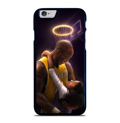 Kobe Bryant And Gigi iPhone 6 / 6s Case
