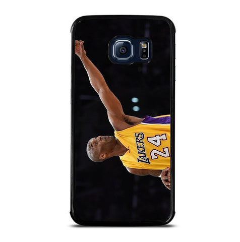 Kobe Bryant LA Lakers for Samsung Galaxy S6 Edge Case Cover