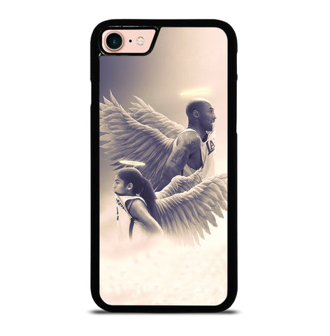 Kobe and Gigi Bryant for iPhone 7 and 8 Case