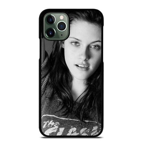 Kristen Stewart Actress Twilight for iPhone 11 Pro Max Case