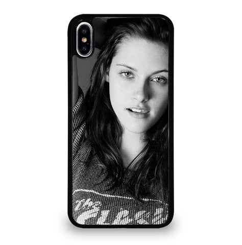 Kristen Stewart Actress Twilight for iPhone XS Max Case Cover