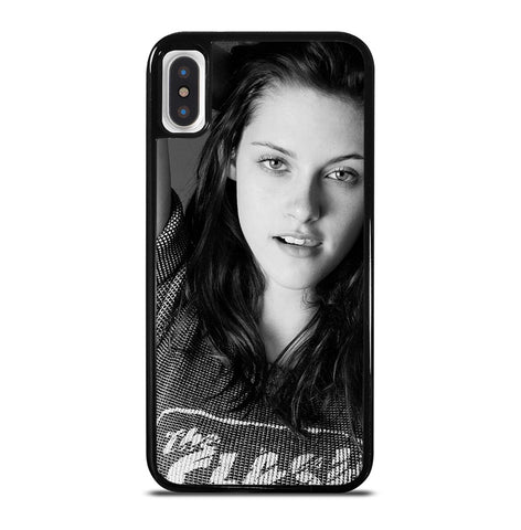 Kristen Stewart Actress Twilight for iPhone X or XS Case