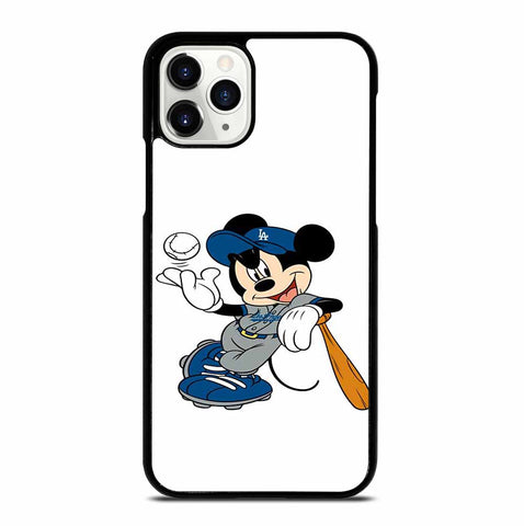LA DODGERS MICKEY MOUSE iPhone 11 Pro Case