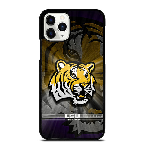 LSU Tigers College Football for iPhone 11 Pro Case Cover