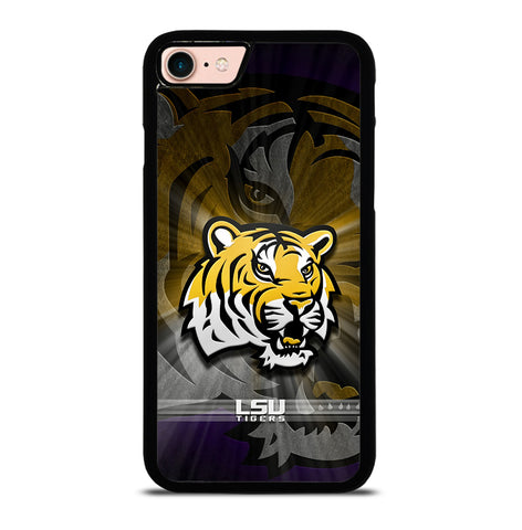 LSU Tigers College Football for iPhone 7 or 8 Case Cover