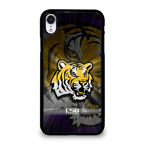 LSU Tigers College Football for iPhone XR Case Cover