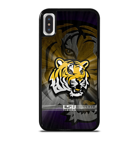 LSU Tigers College Football for iPhone X and XS Case