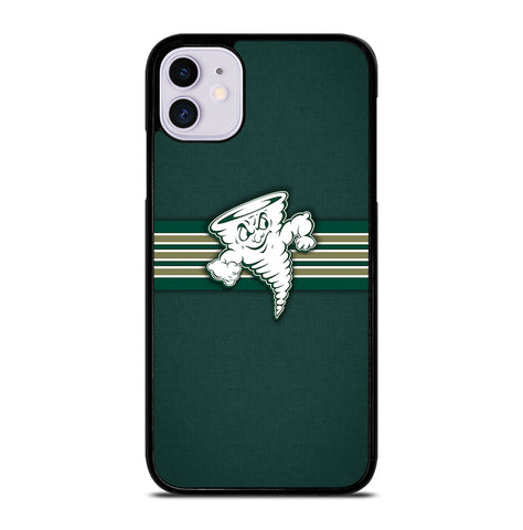 Lake Erie College Storm for iPhone 11 Case