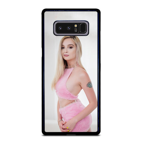 Lexi Lore Actress for Samsung Galaxy Note 8 Case Cover