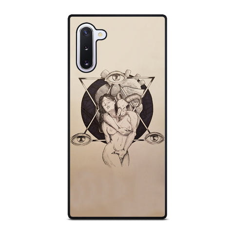 Lilith and Samael for Samsung Galaxy Note 10 Case Cover