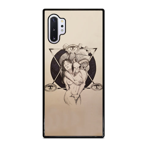 Lilith and Samael for Samsung Galaxy Note 10 Plus Case Cover