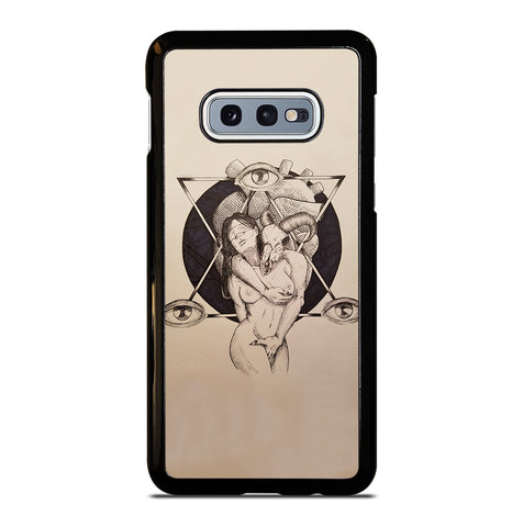 Lilith and Samael for Samsung Galaxy S10e Case Cover
