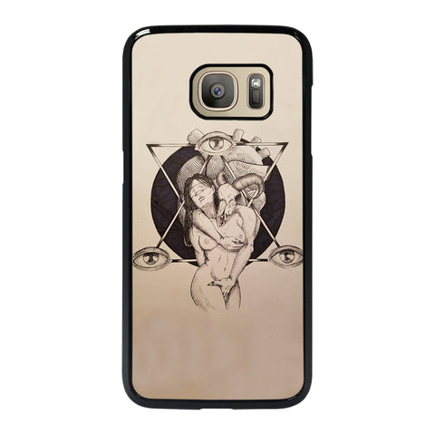 Lilith and Samael for Samsung Galaxy S7 Case