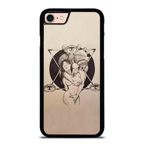 Lilith and Samael for iPhone 7 or 8 Case Cover