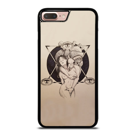 Lilith and Samael for iPhone 7 or 8 Plus Case