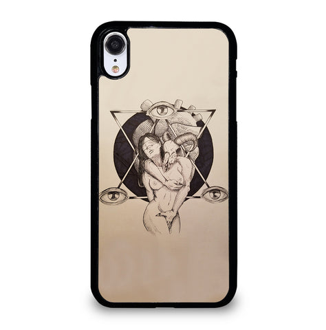 Lilith and Samael for iPhone XR Case Cover