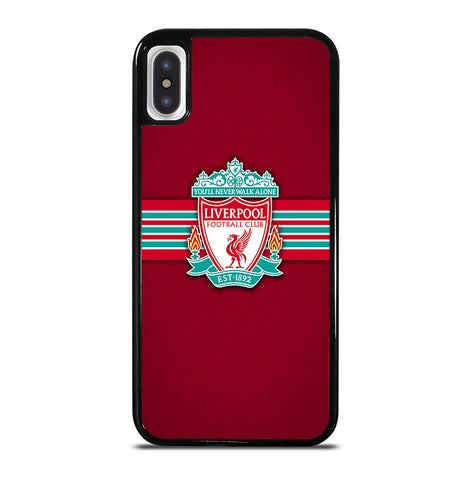 Liverpool FC Logo for iPhone X and XS Case Cover