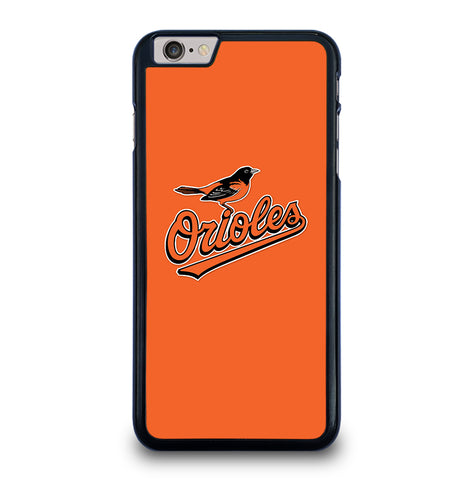 MLB Baltimore Orioles Logo for iPhone 6 or 6S Plus Case
