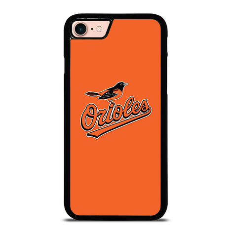 MLB Baltimore Orioles Logo for iPhone 7 or 8 Case Cover