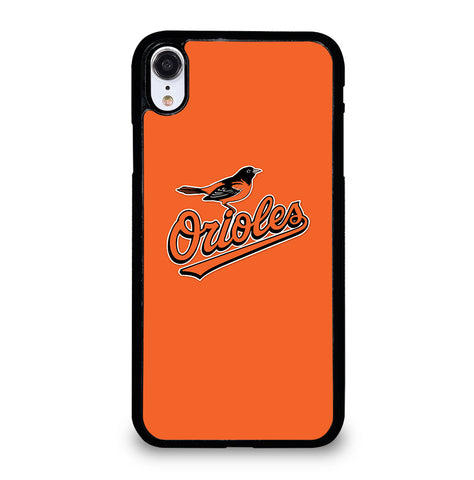 MLB Baltimore Orioles Logo for iPhone XR Case