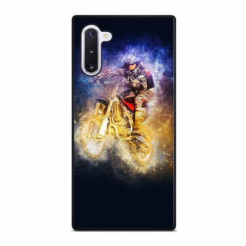 MOTOCROSS RIDING for Samsung Galaxy Note 10 Case