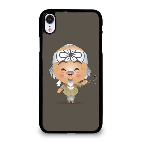 MR MIYAGI for iPhone XR Case Cover