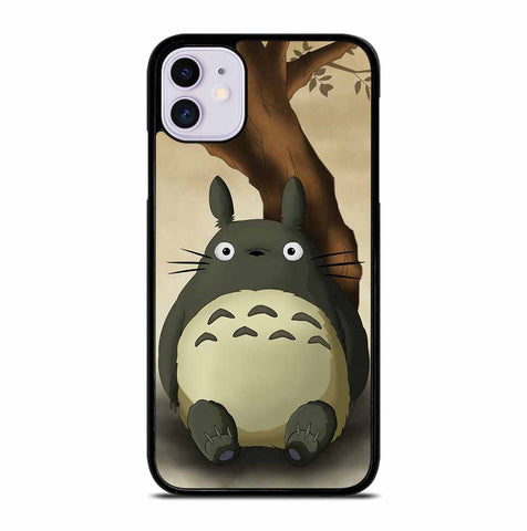 MY NEIGHBOR TOTORO AND TREE for iPhone 11 Case