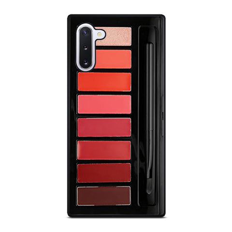 Makeup Eyeshadow Palette for Samsung Galaxy Note 10 Case