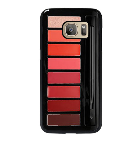 Makeup Eyeshadow Palette for Samsung Galaxy S7 Case Cover