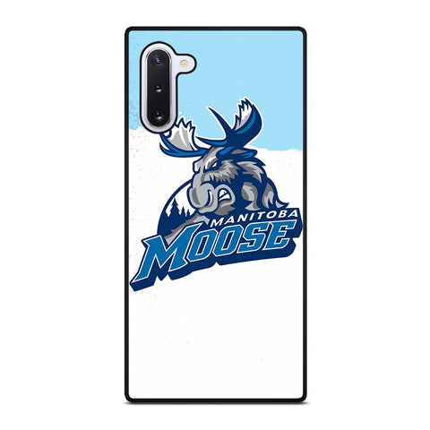 Manitoba Moose for Samsung Galaxy Note 10 Case