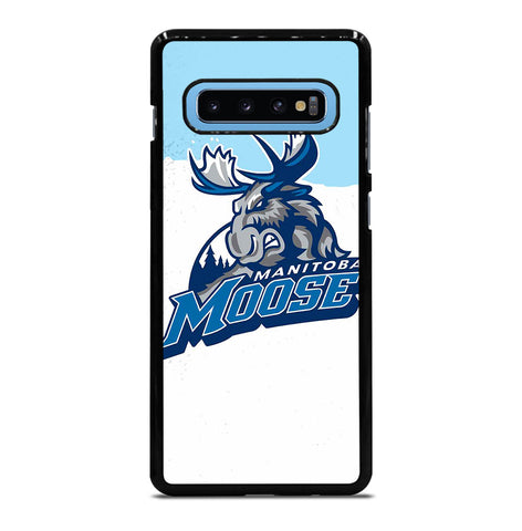 Manitoba Moose for Samsung Galaxy S10 Plus Case