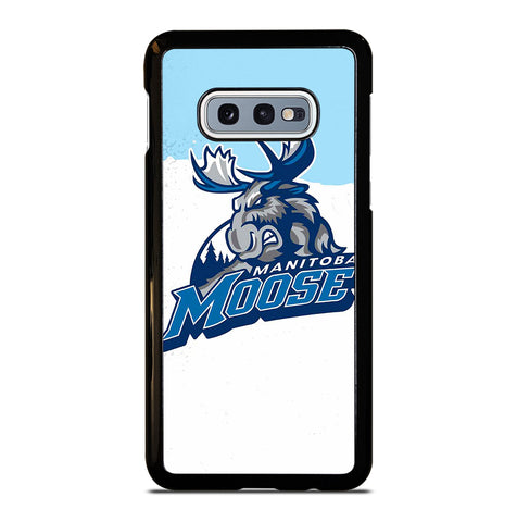 Manitoba Moose for Samsung Galaxy S10e Case Cover