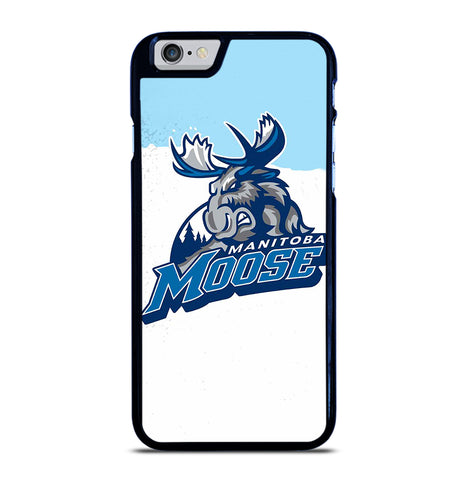 Manitoba Moose for iPhone 6 or 6S Case