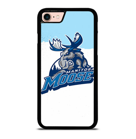 Manitoba Moose for iPhone 7 or 8 Case Cover