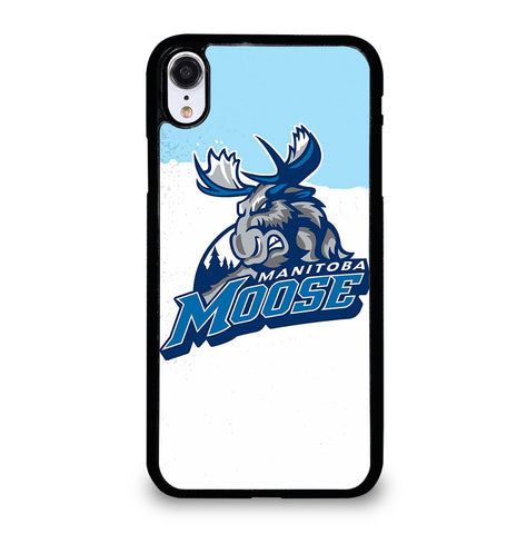 Manitoba Moose for iPhone XR Case