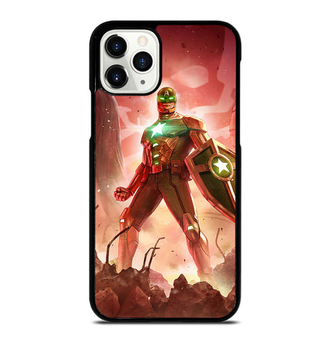 Marvel Future Fight for iPhone 11 Pro Case
