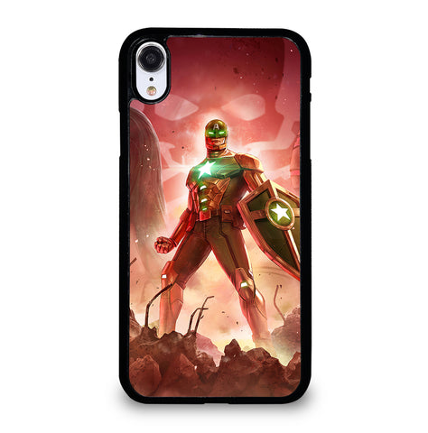 Marvel Future Fight for iPhone XR Case