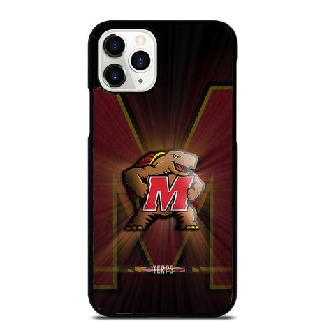 Maryland Terrapins for iPhone 11 Pro Case Cover