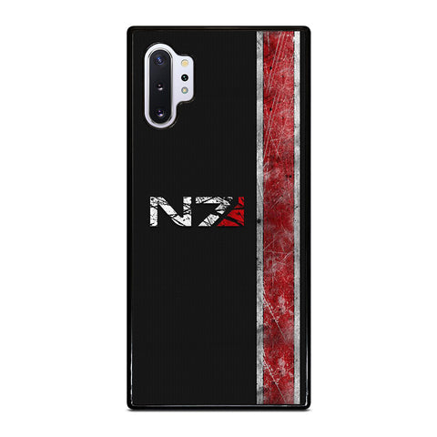 Mass Effect N7 Symbol for Samsung Galaxy Note 10 Plus Case